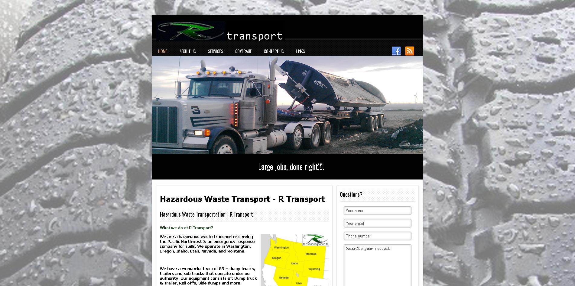 R Transport